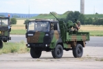 TRM 2000 truck with anti-aircraft gun C20 20mm
